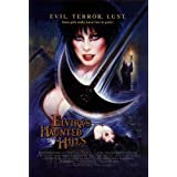 Elvira's Haunted Hills Mini Movie Poster (Autographed)