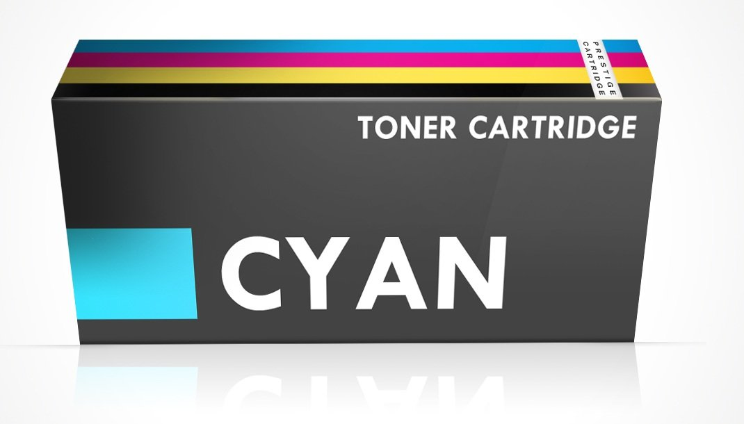 Prestige Cartridge Compatible CF381A Toner Cartridge for HP LaserJet Pro MFP M476dn/M476dw/M476nw   Cyan       reviews and more information