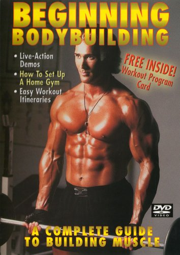 Beginning Bodybuilding: Complete Guide to Building [DVD] [Import]