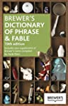 Brewer's Dictionary of Phrase and Fab...