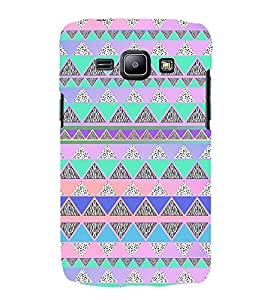 Ebby Premium Printed Back Case Cover With Full protection For Samsung Galaxy J1 (2015) / Samsung Galaxy J1 J100F (Designer Case)