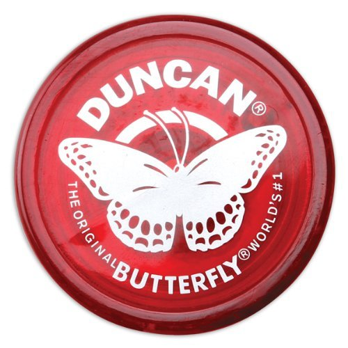Duncan Yo-Yo Butterfly (Red) - 1