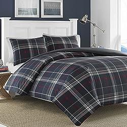 Nautica Comforter Set, Full/Queen, Booker