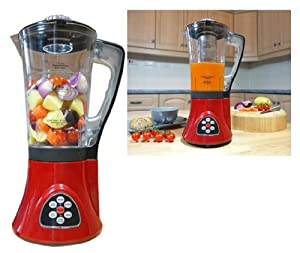 electric soup maker pro 998 6 multifunctions easy to. Black Bedroom Furniture Sets. Home Design Ideas