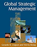 img - for Global Strategic Management book / textbook / text book