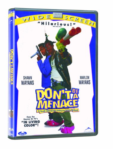 Don't Be a Menace (DVD) WS