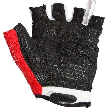 Buy Low Price Castelli Rosso Corsa Glove (B000WN5HYO)