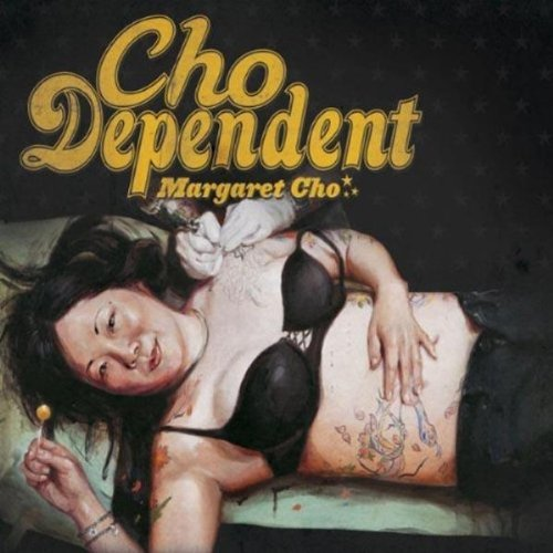 Cho-Dependent-12-inch-Analog-Margaret-Cho-LP-Record