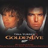 Golden eye (5 versions, 1995)
