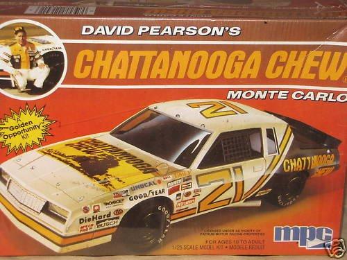 Chattanooga Chew Monte Carlo MPC Model Kit 1:25 #1-1301
