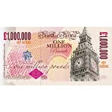 One Million Pound Note