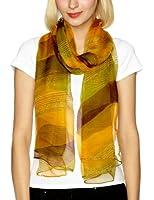 Bellewear Large Silk  Women's Scarf