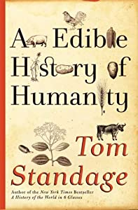 Cover of &quot;An Edible History of Humanity&quot;