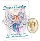 Angelstar 8735 Divine Guardian Angel Worry Stone, 1-1/2-Inch