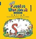 Jolly Phonics Workbook 1 (1844140989) by Lloyd, Sue