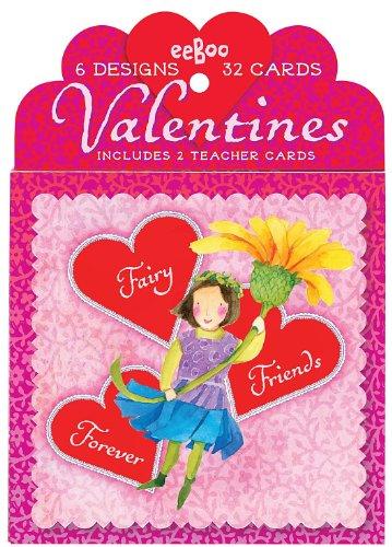 eeBoo Fairy Valentines - 1