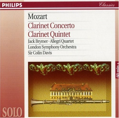Mozart: Clarinet Concerto K.622, Clarinet Quintet K.581