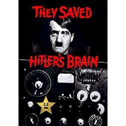 They Saved Hitlers Brain (Original Trash Classic) 1968