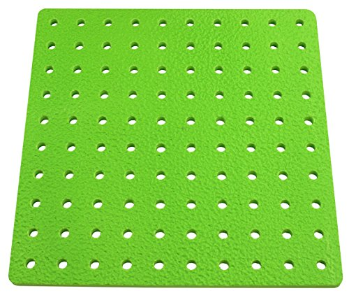 Lauri Large Crepe Rubber Pegboard