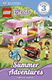 DK Readers: LEGO Friends: Summer Adventures
