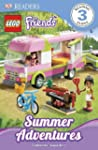 Dk Readers Lego Friends Summer Advent...