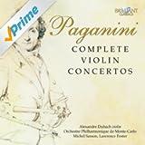 Paganini: Complete Violin Concertos