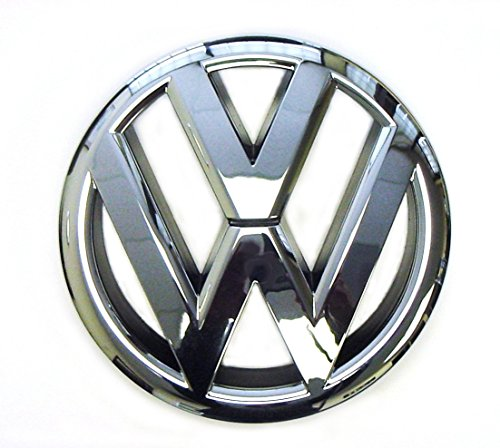 New Genuine VW Emblem Jetta-Sedan MK6 5C6853601ULM for Front Grille 2011 2012 2013 2014 (Vw Emblem Jetta Mk6 compare prices)