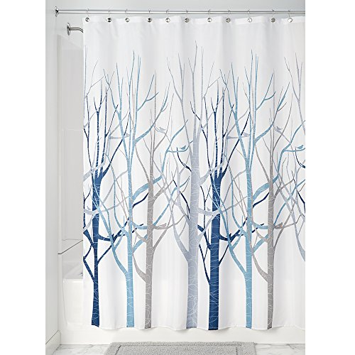 best cobalt blue shower curtain designs. Black Bedroom Furniture Sets. Home Design Ideas