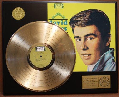 david-jones-davy-jones-24kt-gold-lp-record-ltd-edition-display