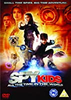 Spy Kids 4: All The Time In The World [DVD]