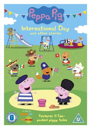 Peppa Pig - International Day (Vol 15) [DVD]