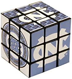 NCAA North Carolina Tar Heels Toy Puzzle Cube
