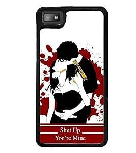 printtech Kill Dil Back Case Cover for BlackBerry Z10