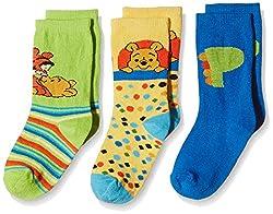 Walt Disney Boys' Socks and Stockings