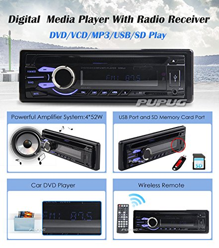 MP3 Player In dash One din