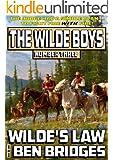 Wilde's Law (A Wilde Boys Western)