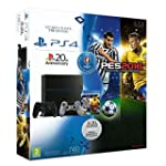 Console PlayStation 4 1 To noire + PE...