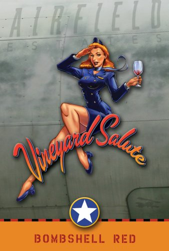 "2012 Airfield Estates ""Bombshell Red"" Yakima Valley 750Ml"