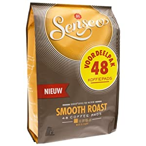 Shop for Senseo Smooth Roast, 48 Coffee Pods by Douwe Egberts