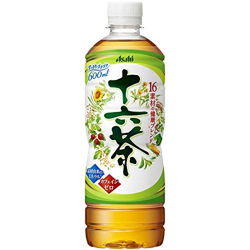 アサヒ飲料 十六茶 PET600ml×24本