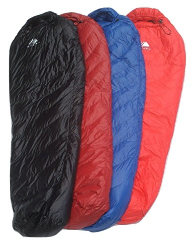 Snowmass-32-F-Ultralight-Mummy-Down-Sleeping-Bag-for-Backpacking-with-Compression-Sack