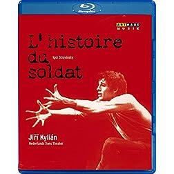 Igor Stravinsky: LHistoire du Soldat [Blu-ray]