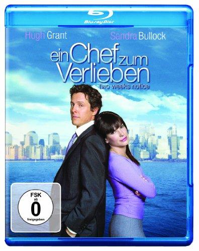 Ein Chef zum Verlieben [Blu-ray]