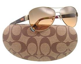 91273d3dc2 Coach HC 7003 Kristina 9012 95 Havana Sunglasses - 59mm price - gmkdlsjh