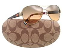 Coach HC 7003 Kristina 9012/95 Havana Sunglasses - 59mm