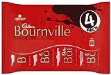 Cadbury Bournville Dark Chocolate Bar 180 g (Pack of 6)