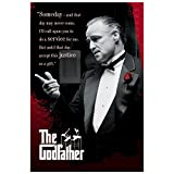 Poster4U The Godfather (Don Vito Corleone Someday) Poster (Print, 12 inch x 18 inch, HD037)