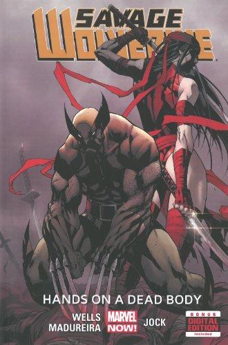Savage Wolverine Prem HC 02 Hands On Dead Body
