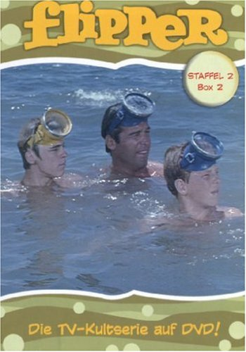 Flipper - Staffel 2, Box 2 [2 DVDs]