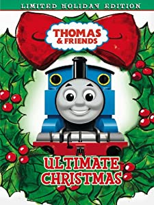 Thomas Friends Ultimate Christmas Collection
